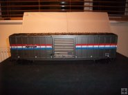 LGB AMTRAK BOX CAR 44931