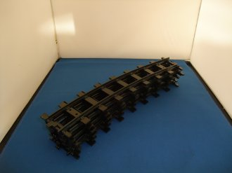 MSS CURVED TRACK O GAUGE
