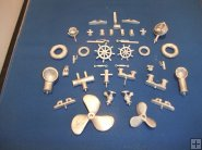 WHITE METAL CASTINGS