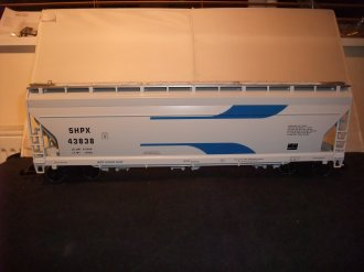 LGB FLOW HOPPER CAR 43824