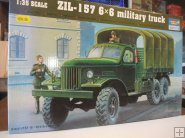 ZIL- 1 57 MILITARY TRUCK
