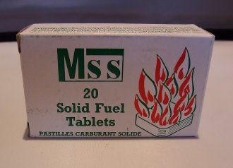 MSS Fuel Tablets